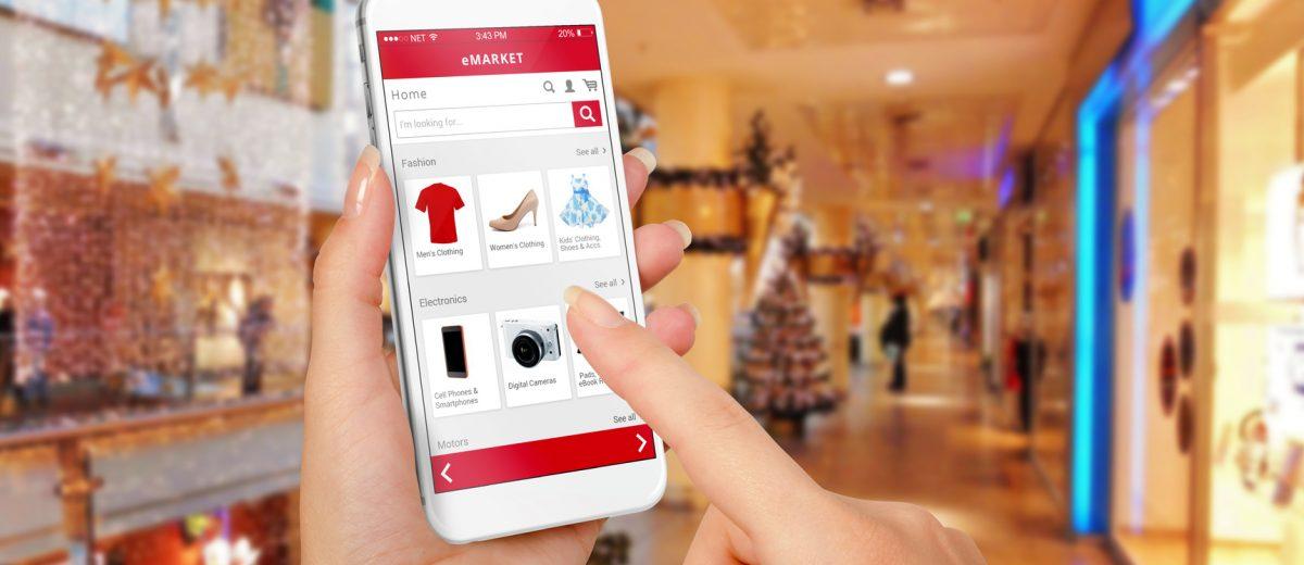 E-Commerce store web design in Essex